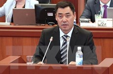 Kyrgyzstan có Thủ tướng và Chủ tịch Quốc hội mới