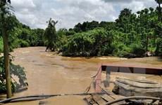 Chủ động triển khai ứng phó với vùng áp thấp và mưa lũ