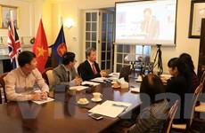 Diễn đàn đối thoại về chính sách giữa Việt Nam và Vương quốc Anh