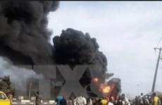 Nổ trạm xăng tư nhân ở Nigeria, ít nhất 8 người thiệt mạng