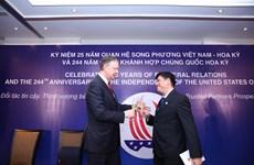 Kỷ niệm 25 năm thiết lập quan hệ ngoại giao Việt Nam-Hoa Kỳ