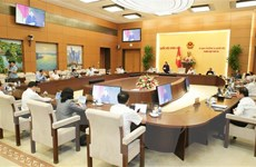 Ngày 12/10 khai mạc Phiên họp thứ 49 của Ủy ban Thường vụ Quốc hội