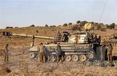 Syria nêu điều kiện tiến hành đàm phán hòa bình với Israel