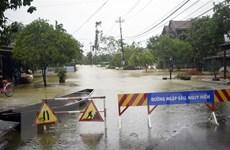 Dự báo thời tiết: Trung Bộ tiếp tục có mưa rất to đến ngày 13/10
