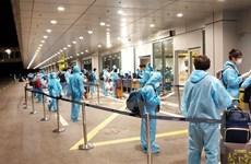 Phối hợp đưa hơn 340 công dân Việt Nam từ Hoa Kỳ về nước