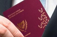 Cộng hòa Cyprus dừng triển khai chương trình 'hộ chiếu vàng'