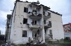 Giao tranh tại Nagorny-Karabakh tái diễn bất chấp lệnh ngừng bắn