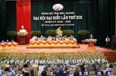 Bắc Giang xác định 4 nội dung trọng tâm, đột phá trong nhiệm kỳ mới