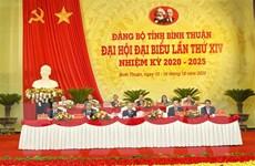 Bình Thuận đoàn kết, thực hiện thắng lợi mọi mặt về kinh tế-xã hội