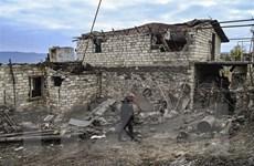Lãnh đạo Nga-Thổ lần đầu điện đàm về xung đột Nagorny-Karabakh