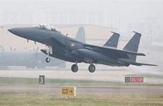 Không quân Hàn Quốc tuyên bố tăng cường khả năng phòng thủ tên lửa