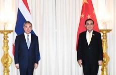 Ngoại trưởng Trung Quốc Vương Nghị thăm chính thức Thái Lan