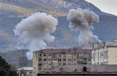 Thủ phủ Nagorny-Karabakh bị pháo kích, chấm dứt giai đoạn tạm lắng