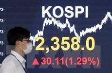 Các thị trường chứng khoán châu Á mở cửa phiên 19/10 lên điểm