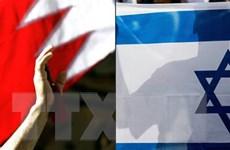 Israel-Bahrain ký tuyên bố chung thiết lập quan hệ ngoại giao