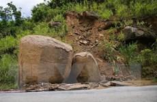 Ninh Bình: Khẩn trương di dời nhiều hộ dân trước nguy cơ lở đá