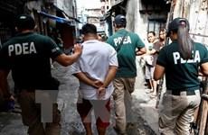 Số lượng người sử dụng ma túy ở Philippines giảm hơn 50% sau 3 năm