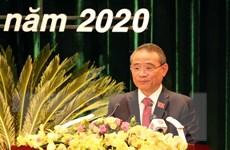 Khai mạc Đại hội Đảng bộ thành phố Đà Nẵng lần thứ XXII