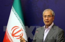 Iran: Lệnh cấm vận vũ khí của LHQ chấm dứt là kết quả của JCPOA