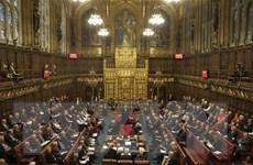 Dự luật Thị trường Nội địa không 'vượt qua được' Thượng viện Anh