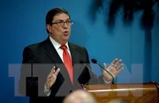Cuba chỉ trích các tuyên bố đe dọa hòa bình của Ngoại trưởng Mỹ