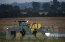 Tòa án Pháp bác đơn kháng cáo của Monsanto trong vụ kiện thuốc diệt cỏ