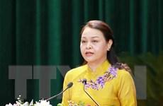 Bà Nguyễn Thị Thu Hà tiếp tục giữ chức Bí thư Tỉnh ủy Ninh Bình