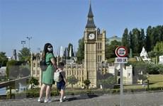 ECDC: Tình hình dịch bệnh tại 23 nước EU và Anh 'rất đáng quan ngại'