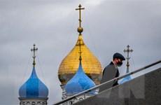 Nga ghi nhận số lượng kỷ lục gần 17.400 ca nhiễm COVID-19 trong 1 ngày
