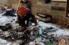 Nổ bom tại một trường Hồi giáo ở Pakistan, nhiều người thương vong