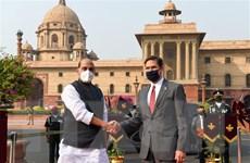 Ấn Độ và Mỹ tổ chức Đối thoại 2+2 cấp bộ trưởng lần thứ 3