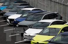 Sản lượng ôtô toàn cầu của Toyota tăng lần đầu tiên trong 9 tháng qua