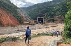 Quảng Nam: Thời tiết khô tạnh thuận lợi cho lực lượng tìm kiếm cứu nạn