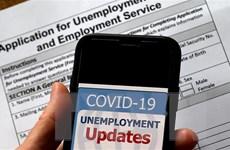 'Khúc quanh' trên thị trường lao động Mỹ do đại dịch COVID-19