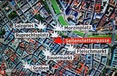 Xả súng tại Áo: Lãnh đạo nhiều nước châu Âu đồng loạt lên án