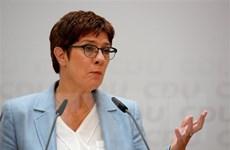 Đức: Châu Âu cần chủ động và củng cố vị thế độc lập sau bầu cử Mỹ