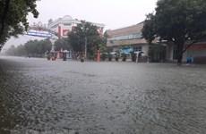 Từ 5-14/11, nhiều khu vực có mưa dông, đề phòng thời tiết nguy hiểm