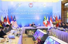 Khai mạc Hội nghị Hội đồng Chánh án các nước ASEAN lần thứ 8