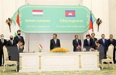 Campuchia xét nghiệm 628 trường hợp tiếp xúc Ngoại trưởng Hungary