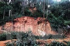 Quảng Ngãi: Huyện Sơn Tây di dời 870 hộ dân vùng có nguy cơ sạt lở cao