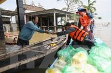 Singapore ủng hộ quỹ cứu trợ và khắc phục thảm họa của Việt Nam