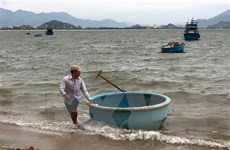 Bão 12 gây mưa to, sóng lớn trên biển và khu vực ven bờ