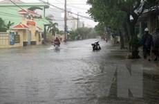 Phú Yên, Khánh Hòa có mưa lớn, gió giật mạnh, nhiều nơi mất điện