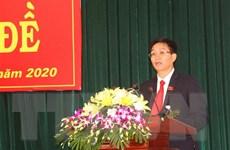 Ông Nguyễn Đình Trung giữ chức Chủ tịch Ủy ban Nhân dân tỉnh Đắk Nông