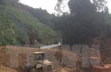 Quảng Nam: Kịp thời cảnh báo, hàng chục người thoát hiểm do sạt lở núi