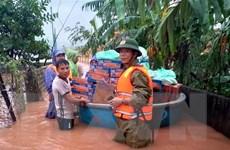 Tiếc thương Chủ tịch xã ở Quảng Bình vì dân quên mình trong mưa lũ