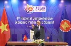 Khẳng định vai trò đi đầu của ASEAN ủng hộ thương mại đa phương