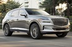 Hyundai dự kiến bán mẫu xe SUV GV80 tại Mỹ trong năm nay