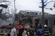 Nga, Pháp nhấn mạnh cần giải quyết vấn đề nhân đạo ở Nagorny-Karabakh