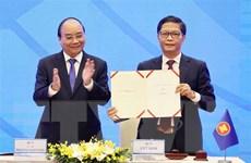 Giới chuyên gia khu vực đánh giá cao việc ký kết Hiệp định RCEP